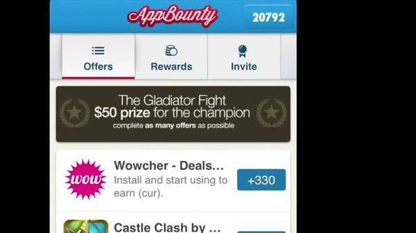 Appbounty Hack - Free Gift Cards & Credits Online