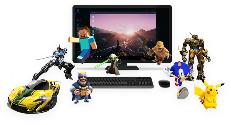 Remix OS Player - The Most Advanced Android Game Emulator for PC.