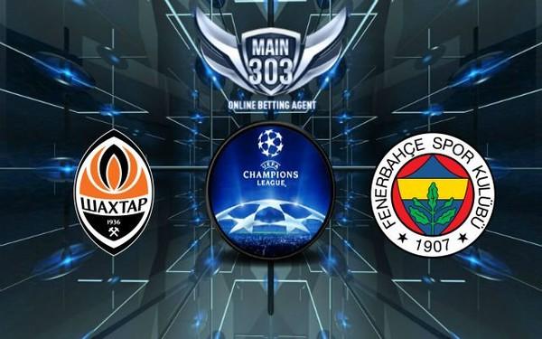 Prediksi Shakhtar Donetsk vs Fenerbahce 6 Agustus 2015