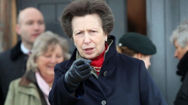 Princess Anne wants to grow GM crops on her land