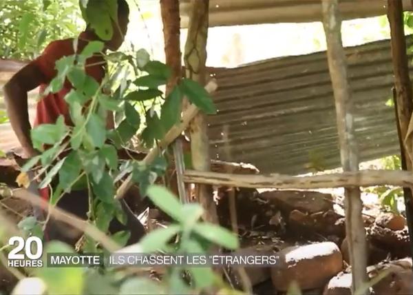 """Un reportage de France 2 pour comprendre les """"décasages"""" à Mayotte"""