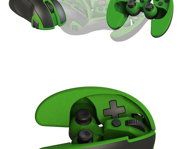 The 'Scarab Mouse/Gamepad' is a mouse that transforms into a fully funct… – cupbord