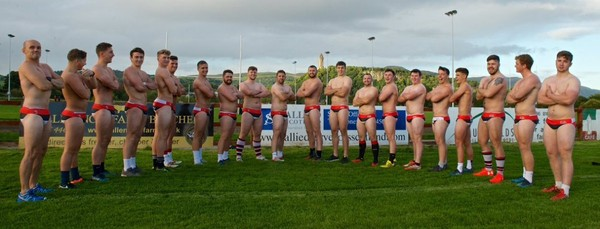 Scottish Rugby Lads — yes lads! - Stirling County