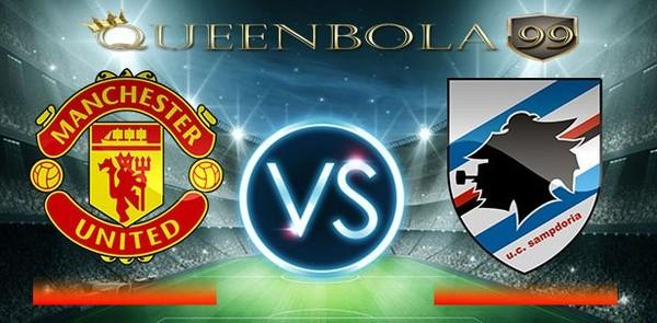 Prediksi Manchester United vs Sampdoria 3 Agustus 2017