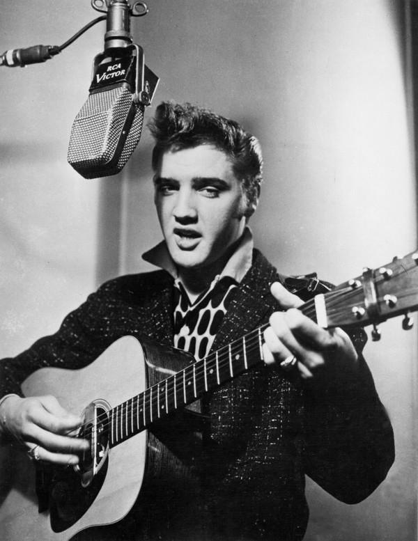 Elvis Presley, 6