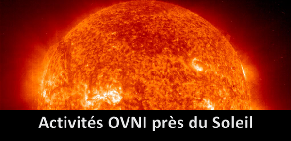 Activit�s OVNI pr�s du Soleil – 2 septembre�2012