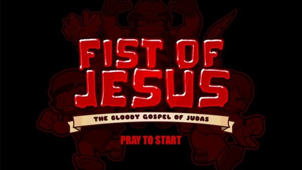 Fist of Jesus - 2014 - PC