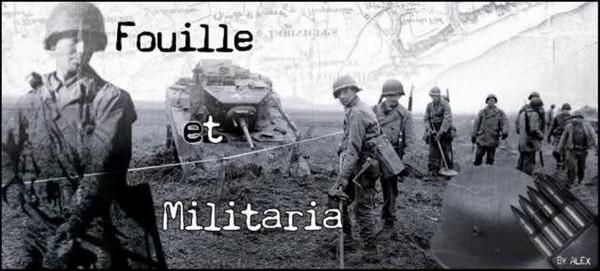 Fouilles et Militaria