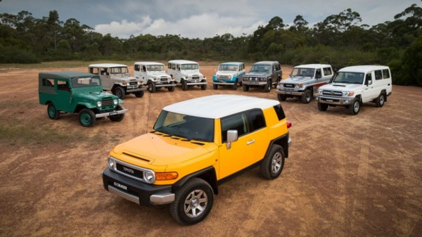 The legendary Toyota FJ40 is back under another name