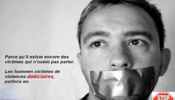 Stop à la violence faite aux hommes !