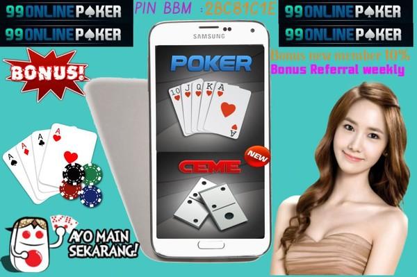 Mengenal Cara Mendaftar Live Poker Online